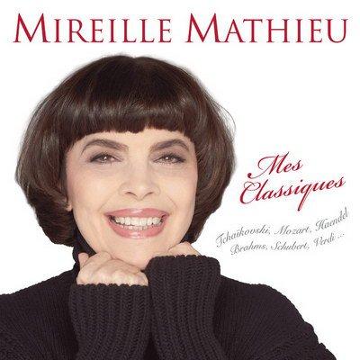 Мирей Матьё выпустила «Mes Classiques» на пяти языках (Слушать)