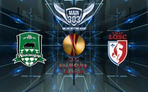 Prediksi Krasnodar vs Lille 28 November 2014 UEFA Europa League