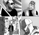 L'Histoire du rap, L'evolution du rap francais et americain