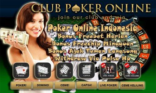 5 Cara Jitu Menang Judi Poker Online Uang Asli Terpercaya