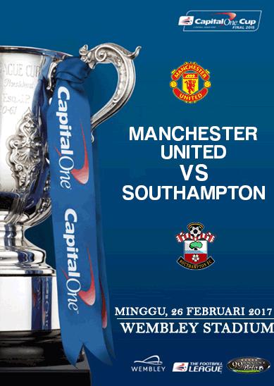 Prediksi Manchester United Vs Southampton 26 Februari 2017 | 99 Bola