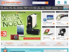 Boulanger : Boutique en ligne des magasins Boulanger.