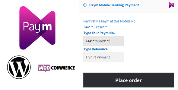 Paym Mobile Payment for WooCommerce