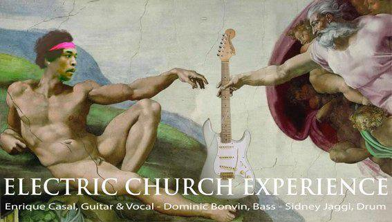 le musee du web :: Electric Church Experience.