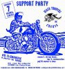 Le 7 avril 2012 Support Party au local