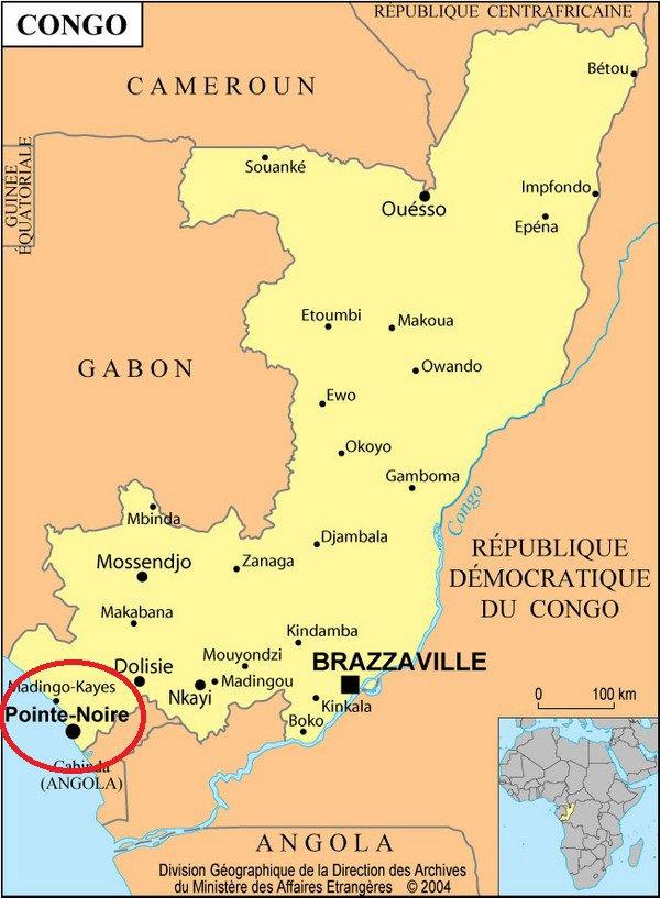 TANAWA Congo