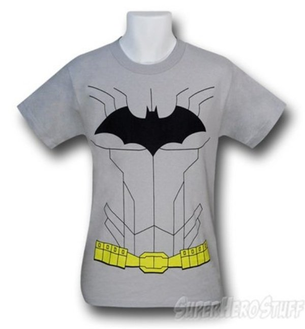 Awesome New 52 Superhero Costume T-Shirts