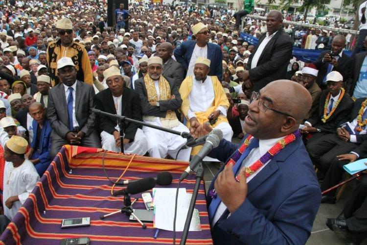Aux Comores, le colonel Azali au bout du suspense