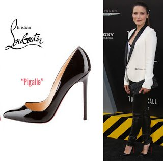 christian louboutin pigalle celebrity