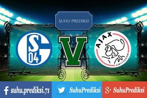 Prediksi Bola Schalke 04 Vs Ajax 21 April 2017