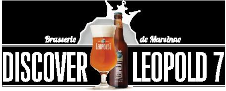 Leopold 7 | The new Belgian beer