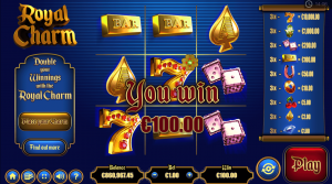 Situs Game Judi Online Royal Charm Slot SBOBET Android iOS