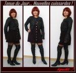 Tenue du Jour ... Mes nouvelles cuissardes ! - Blog de Agnes83