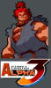 AKUMA - Blog de ryu-capcom - MERGOU CONNECTION PRESENTE SFA 3 BLOG