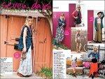 Gillian fait parler d'elle dans le magazine Elle Girl Japan du mois de Mai 2012