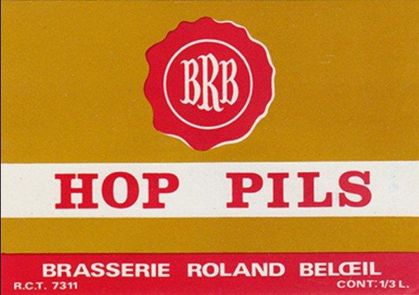 Br. Roland Beloeil (BRB) - Hop Pils