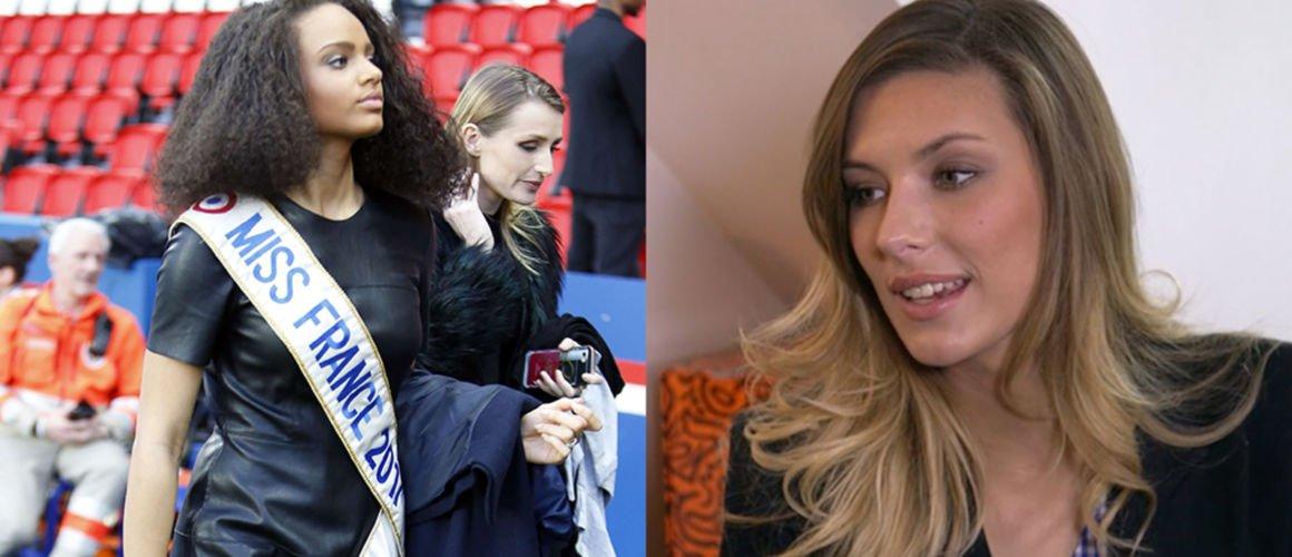 """Camille Cerf à propos de Miss France 2017 : """"Niveau look, c'était pas gagné""""(VIDEO)"""