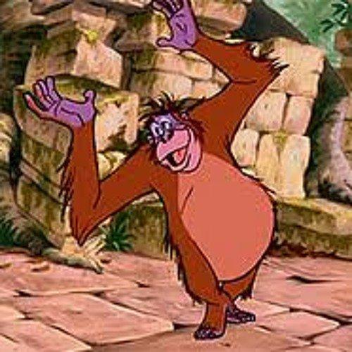 Louis Swings in the Jungle