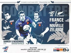 XV FRANCE : Stage préparatoire