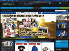 Rugbycenter : La boutique en ligne 100% Rugby.