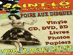 """Annonce """"St-Lô - 03 mars - foire aux disques vinyle-cd-dvd-divers"""""""