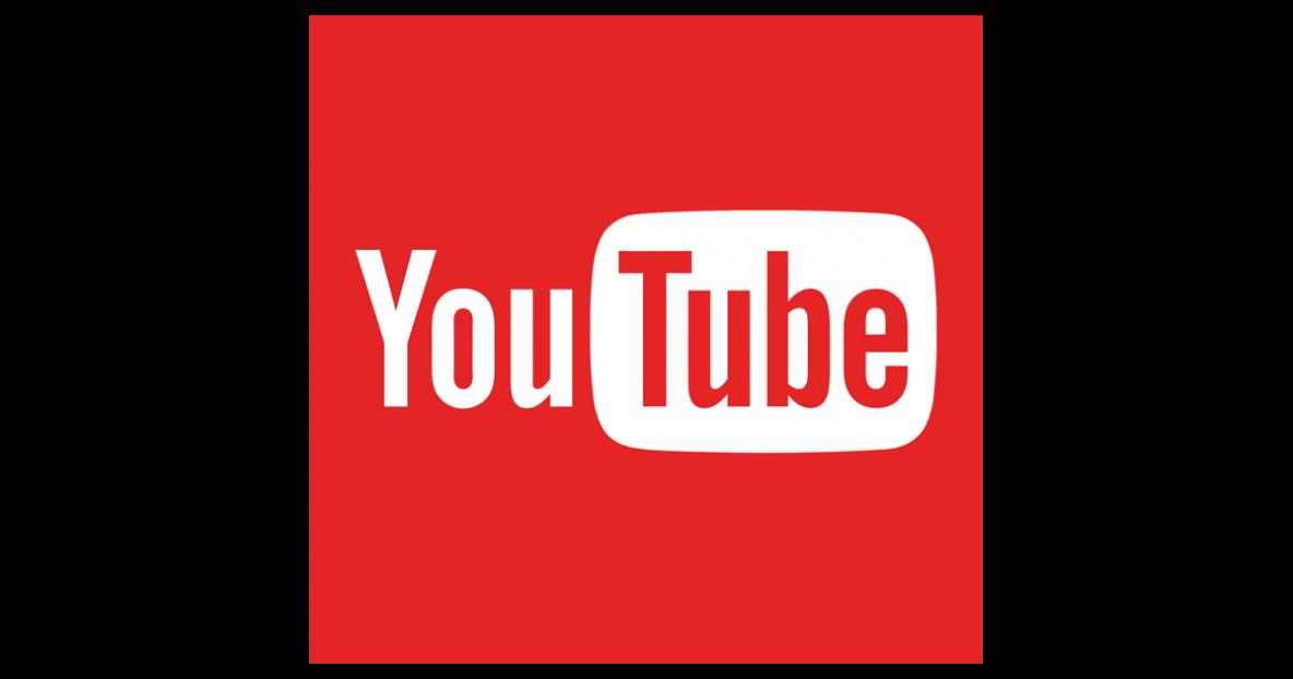 La MaJ de Juin 2018 sur YouTube