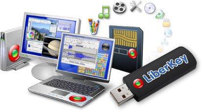 LiberKey - Applications Portables