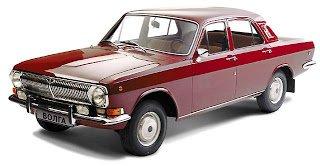 Car: История ГАЗ-21