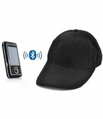 Spy Bluetooth Cap Earpiece Set, Spy Bluetooth Cap Earpiece Set In Delhi India - 9650923110