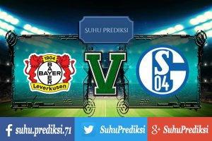 Prediksi Bola Bayer Leverkusen Vs Schalke 04 29 April 2017