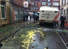 ArcelorMittal: la manifestation à Namur en direct