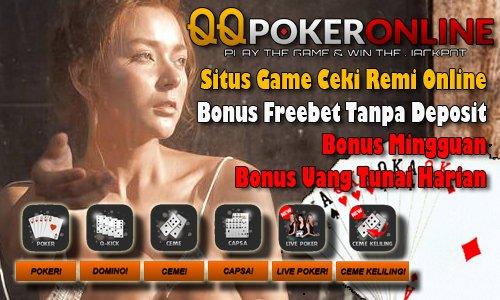 Kartu Remi Game Ceki Online Uang Asli Terbaru Android iOS