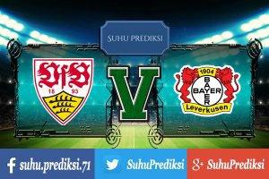 Prediksi Bola Stuttgart Vs Bayer Leverkusen 9 Desember 2017