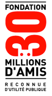 Fondation 30 Millions d'amis - Don 2017