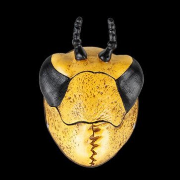 Vespula Bee Insect Mask | Vespula Bee Insect Cosplay Mask | Payday 2 Mask | Vespula Bee Insect Mask for sale