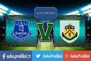 Prediksi Bola Everton Vs Burnley 15 April 2017