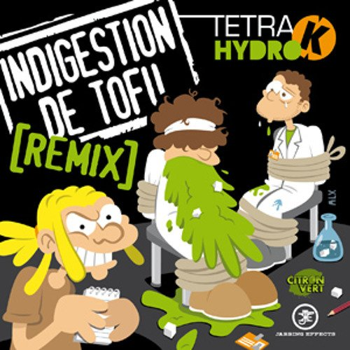 "Tetra Hydro K - Indigestion de Tofu remix - ""Decroche Pong"" (U Stone remix)"