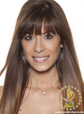 Mandy Pascal | Miss Belgium
