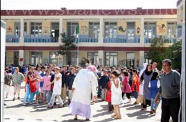7139 de nouveaux élèves des différents paliers aborderont les bancs de classe….Par K.Benkhelouf