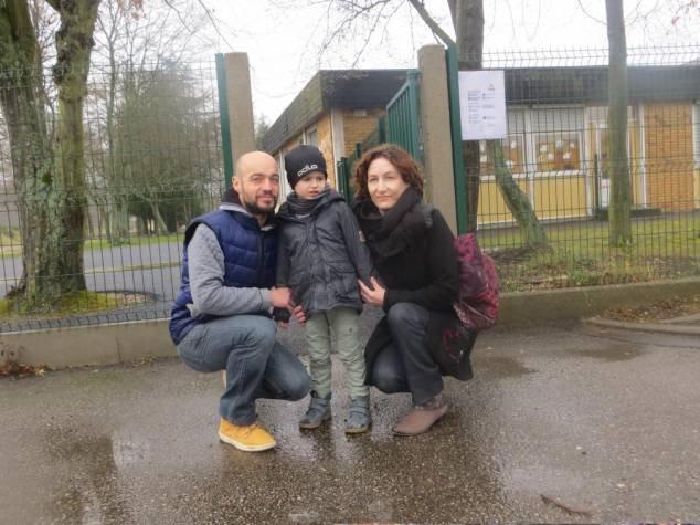 Un père de Grand-Couronne entame une grève de la faim pour garder l'auxilliaire de vie scolaire de son enfant autiste