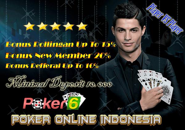 Agen Judi Poker Online Indonesia Terbaik