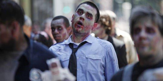 Les autorités américaines démentent une épidémie de zombies