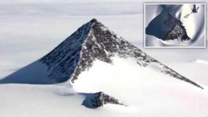 Mysterious Pyramid Discovered In Antarctica Could REWRITE History
