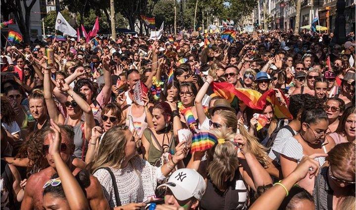 Pride Marseille 2018 (Officiel) - Gay Marseille