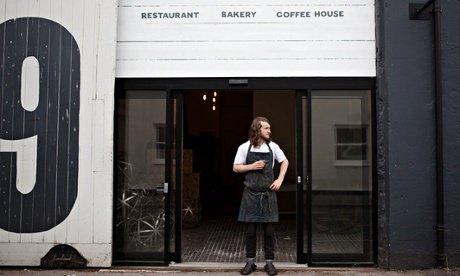 Restaurant Zero waste à Brighton!