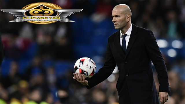 Zidane Pastikan Timnya Dalam Kondisi Bagus Jelang Final La Liga