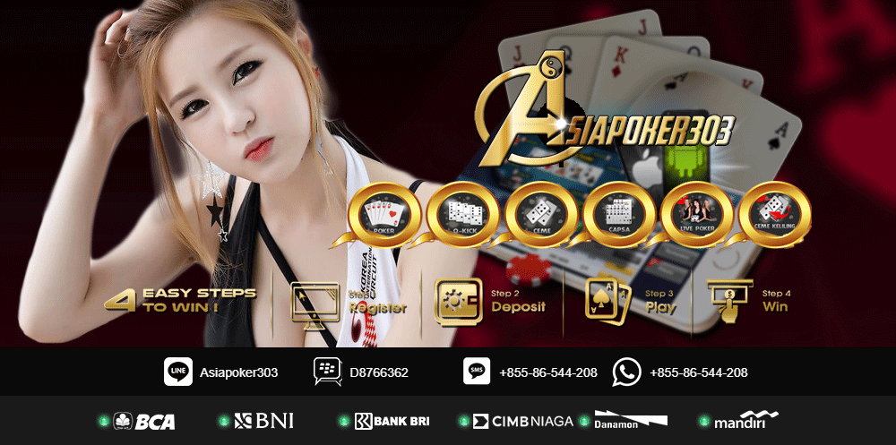 Agen Judi Poker Online Resmi Terpercaya | Agen Poker | Asiapoker303