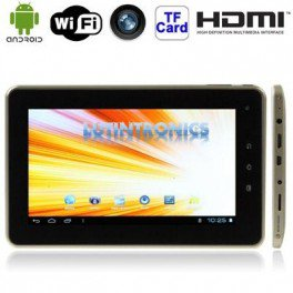 Tablette tactile Boxchip Full HD 10.1 pouces 8Go Android 4.0 1,2 GHz - Lutintronics