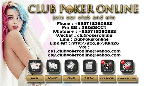 Bonus Event Valentine 2017 Situs Club Poker Online Indonesia