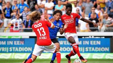 Alexander Scholz (Standard) sera suspendu contre Genk